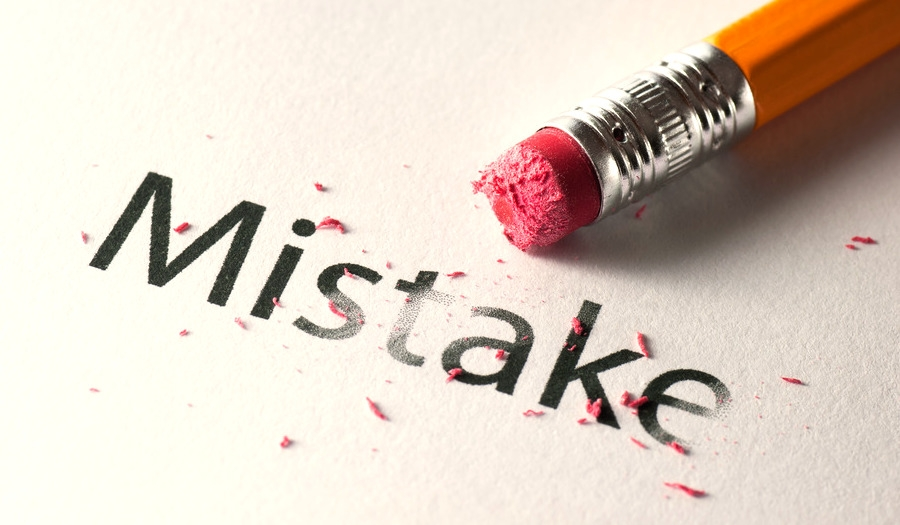 3 Crazy Mistake's you KEEP Making...